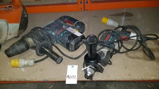1 X BOSCH GSB 19-2 RE PERCUSSION DRILL AND 1 X BOSCH BREAKER