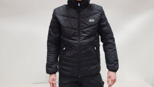 24 X BRAND NEW JACK & JONES JACKETS SIZE L (12) / M (12)
