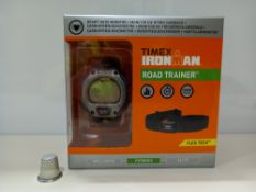 5 X BRAND NEW BOXED TIMEX IRON MAN ROAD TRAINER