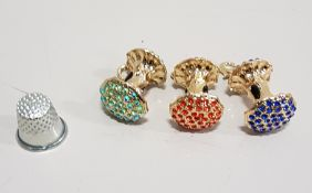 500 X SCRUMPIES OF MAYFAIR CHARMS - IN ASSORTED COLOURS WAYS