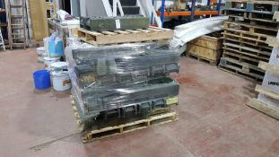 1 X PALLET OF HARRIS FENCING SHOES (LARGE QUANTITY)