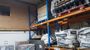 5 X MISC PALLETS OF BUILDING PRODUCTS TO INCLUDE - 1 X PALLET OF COMMERCIAL CABLE, 1 X PALLET OF