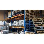 5 X PALLETS OF MIXED BUILING PRODUCTS TO INCLUDE - 1 X PALLET OF 5KG BAGS OF ROCK SALT, 2 X