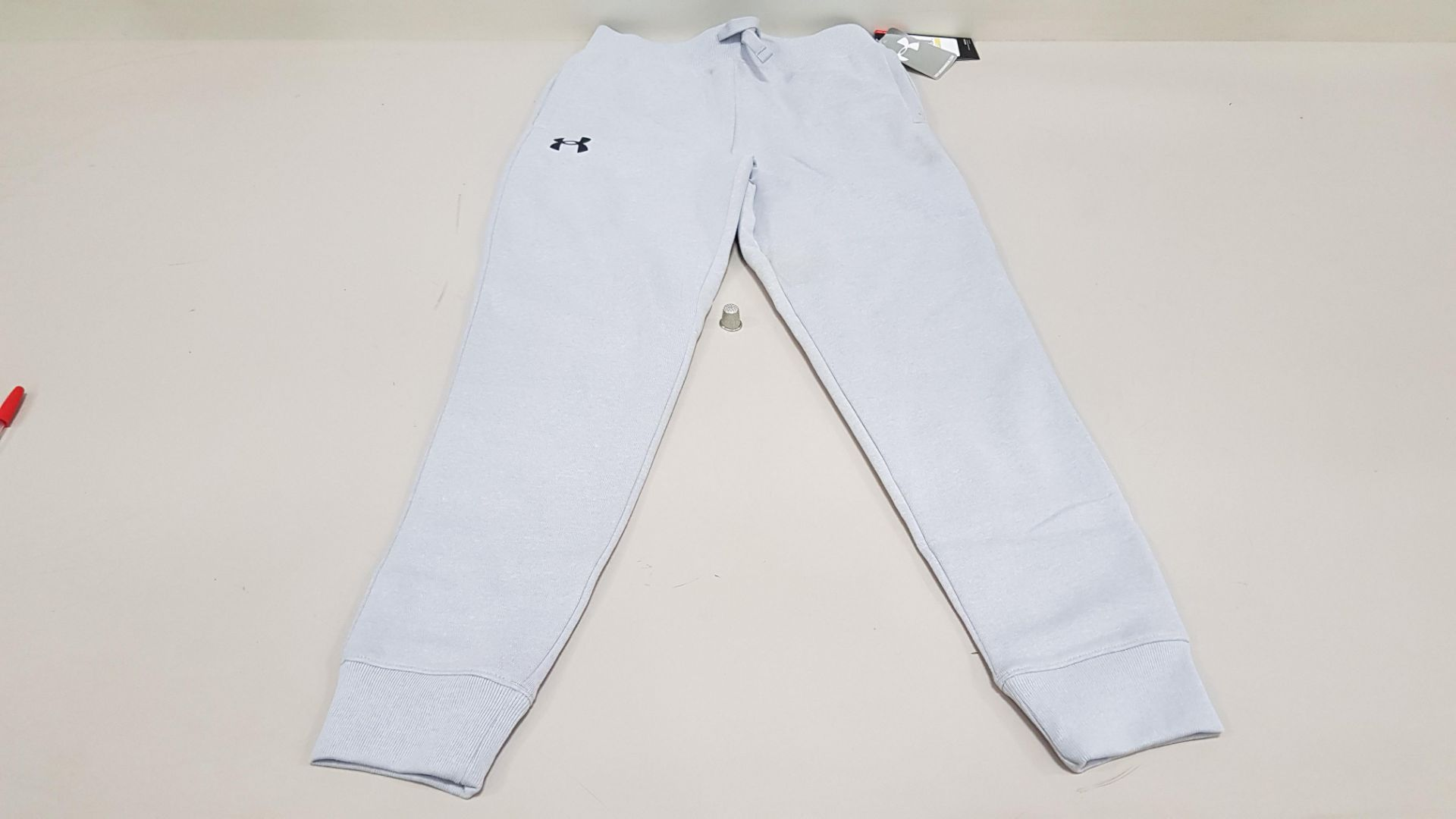 9 X BRAND NEW UNDER ARMOUR BOYS UNDER ARMOUR PANTS SIZE YLG/G
