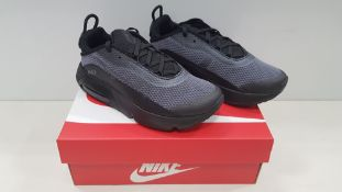 5 X BRAND NEW NIKE AIR MAX 2090 PPJFP JUNIOR TRAINERS SIZE 2