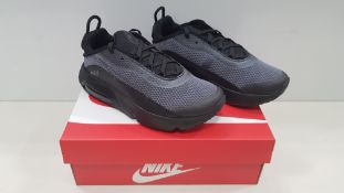 6 X BRAND NEW NIKE AIR MAX 2090 PPJFP JUNIOR TRAINERS SIZE 1