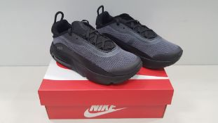 6 X BRAND NEW NIKE AIR MAX 2090 PPJFP JUNIOR TRAINERS SIZE 13