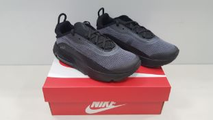 6 X BRAND NEW NIKE AIR MAX 2090 PPJFP JUNIOR TRAINERS SIZE 11