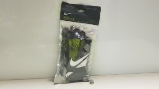 16 X BRAND NEW NIKE YOUTH FOOTBALL GLOVES
