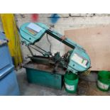 STARTRITE RISE AND FALL BANDSAW (NO PLATE) SERIAL No: 4187