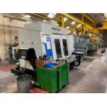 HURCO VMX42T VERTICAL MACHINING CENTRE WITH HURCO ULTIMAX CONTROL UNIT AND WASTE AUGER DOM 22/09/