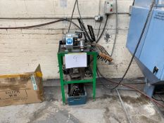 FRIEDR DECKEL TOOL SHARPENING MACHINE SERIAL No: 50/60-3010