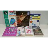 APPROX 200+ BRAND NEW ASSORTED BOOK LOT CONTAINING WARTIME BRIDES AND WEDDING CAKES, LEARNING NUMBER