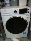 A Belling FWD 8614 8kg domestic washing machine
