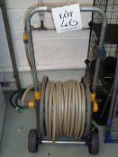 A Hozelok mobile hose reel