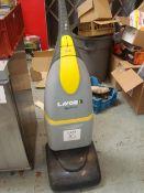 A Lavor Pro Sprinter floor scrubber