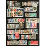 ITALIAN STATES TRIPOLITANIA 1923-34 Fine used collection of complete sets and better values