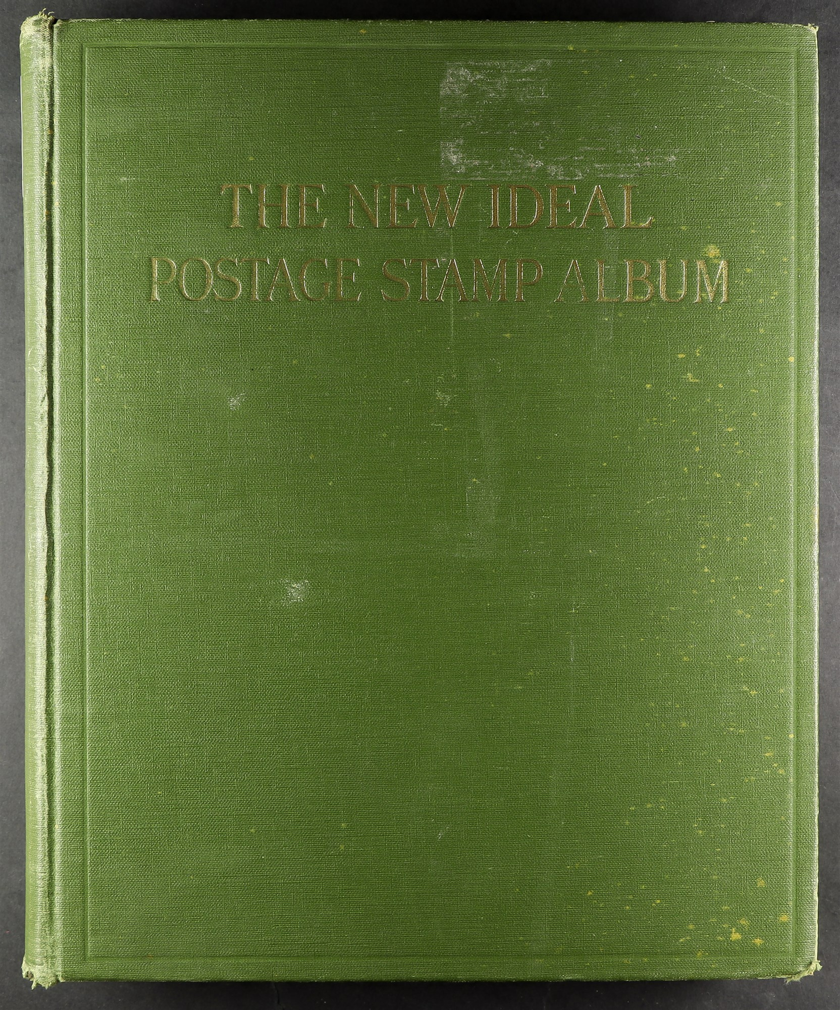 COLLECTIONS & ACCUMULATIONS BRITISH EMPIRE IN A NEW IDEAL ALBUM to 1935, incl. Great Britain 1840 1d - Image 5 of 6