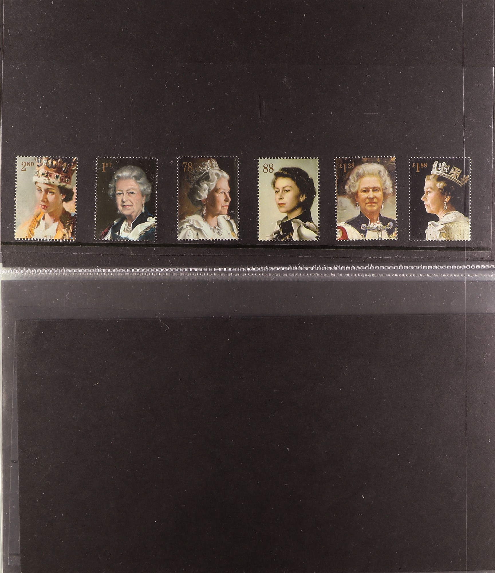 GB.ELIZABETH II 2013 - 2020 COMPREHENSIVE MINT COLLECTION which includes the commemorative stamp - Image 6 of 8