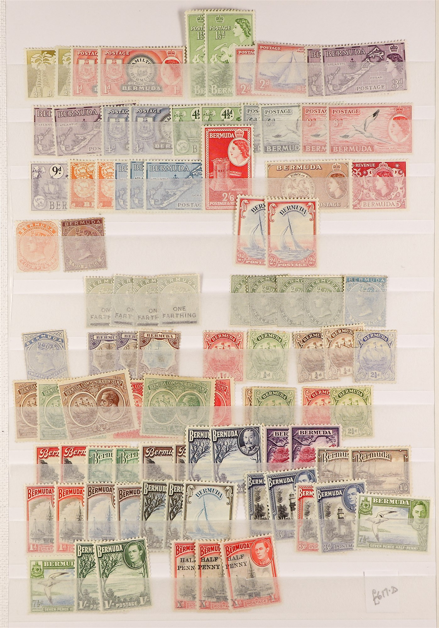 COLLECTIONS & ACCUMULATIONS COMMONWEALTH AND GB accumulation on pages and stock cards, S.T.C. £3000. - Image 3 of 5