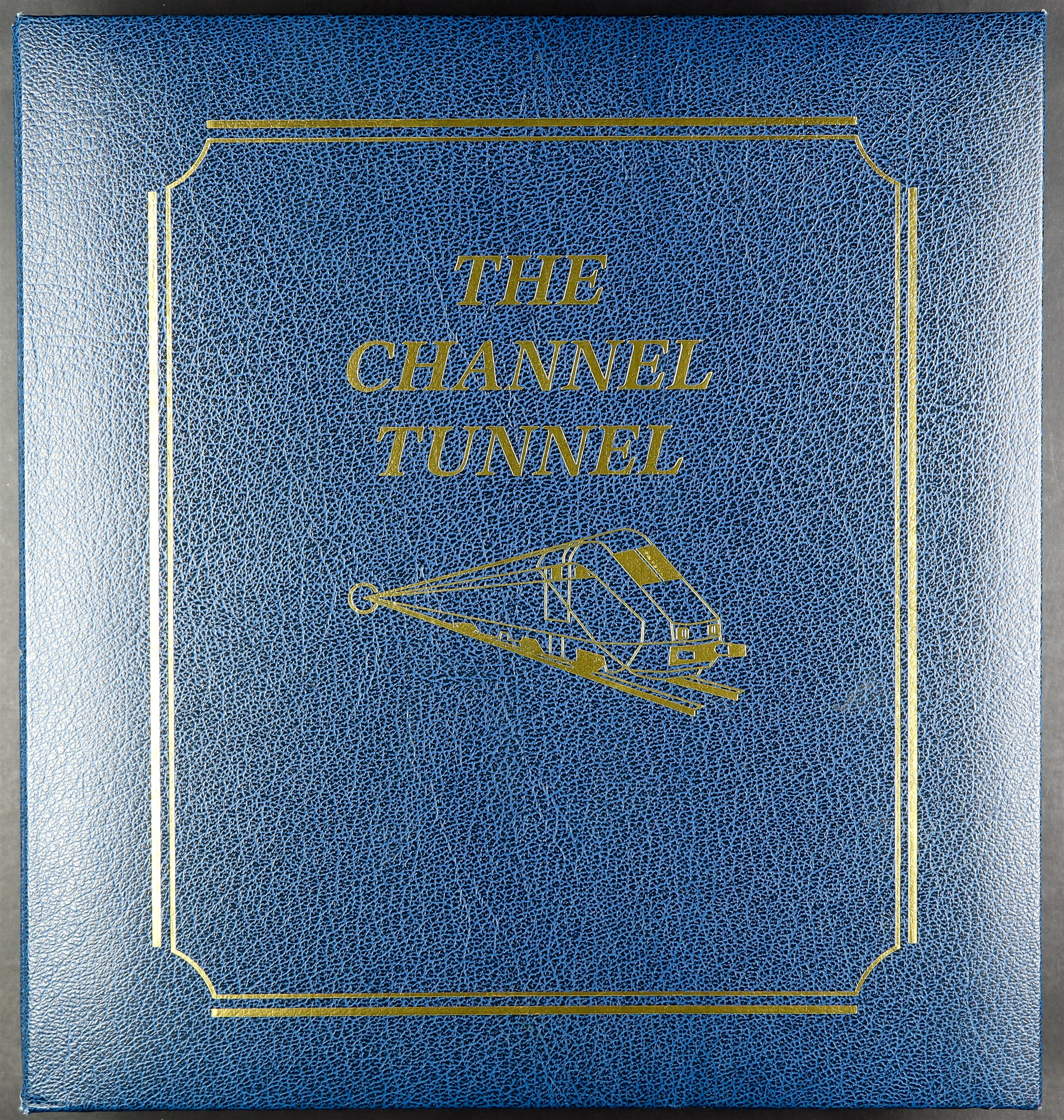 GREAT BRITAIN CHANNEL TUNNEL 1994-2001 BENHAM COVERS COLLECTION in an album, all different. (45 - Image 4 of 5