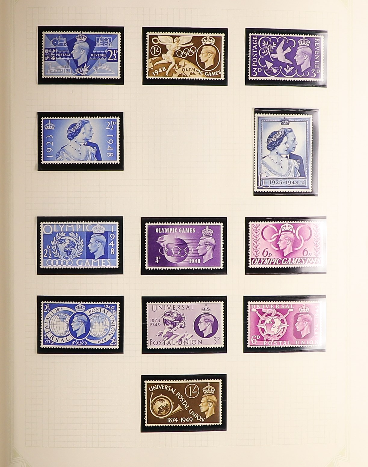COLLECTIONS & ACCUMULATIONS WORLD SORTER CARTON - STRONG IN GB & COMMONWEALTH with a Commonwealth - Image 4 of 7