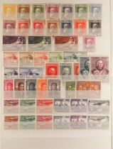 COLLECTIONS & ACCUMULATIONS FOREIGN COUNTRIES COLLECTION in thirteen stockbooks, and sundry loose,
