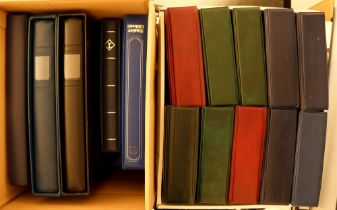 COLLECTIONS & ACCUMULATIONS CONCORDE - VAST 1969-88 COVERS COLLECTION in 17 cover albums, further