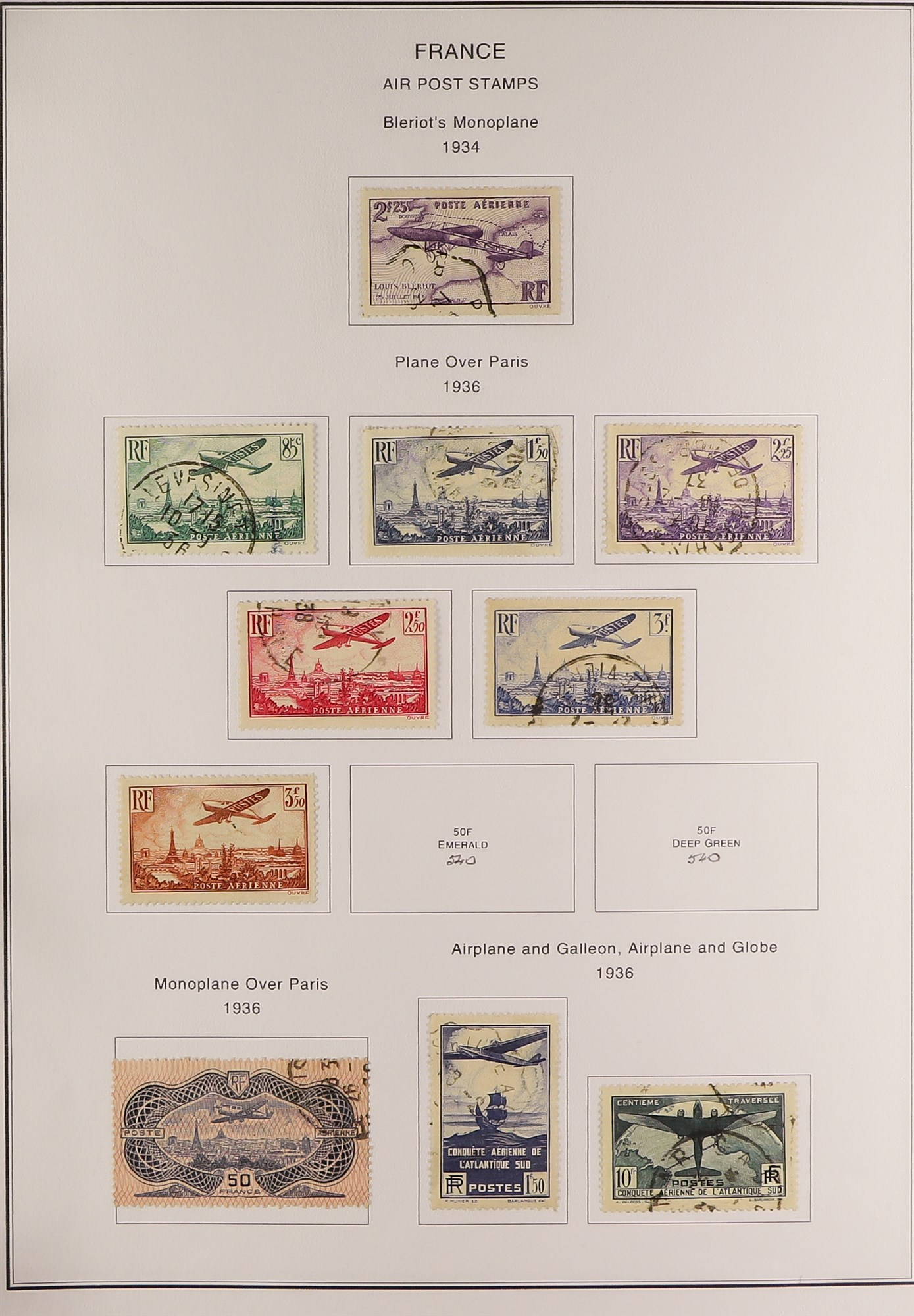 FRANCE 1849-2009 EXTENSIVE COLLECTION of mint and used in thirteen albums, incl. mint (largely never - Image 6 of 16