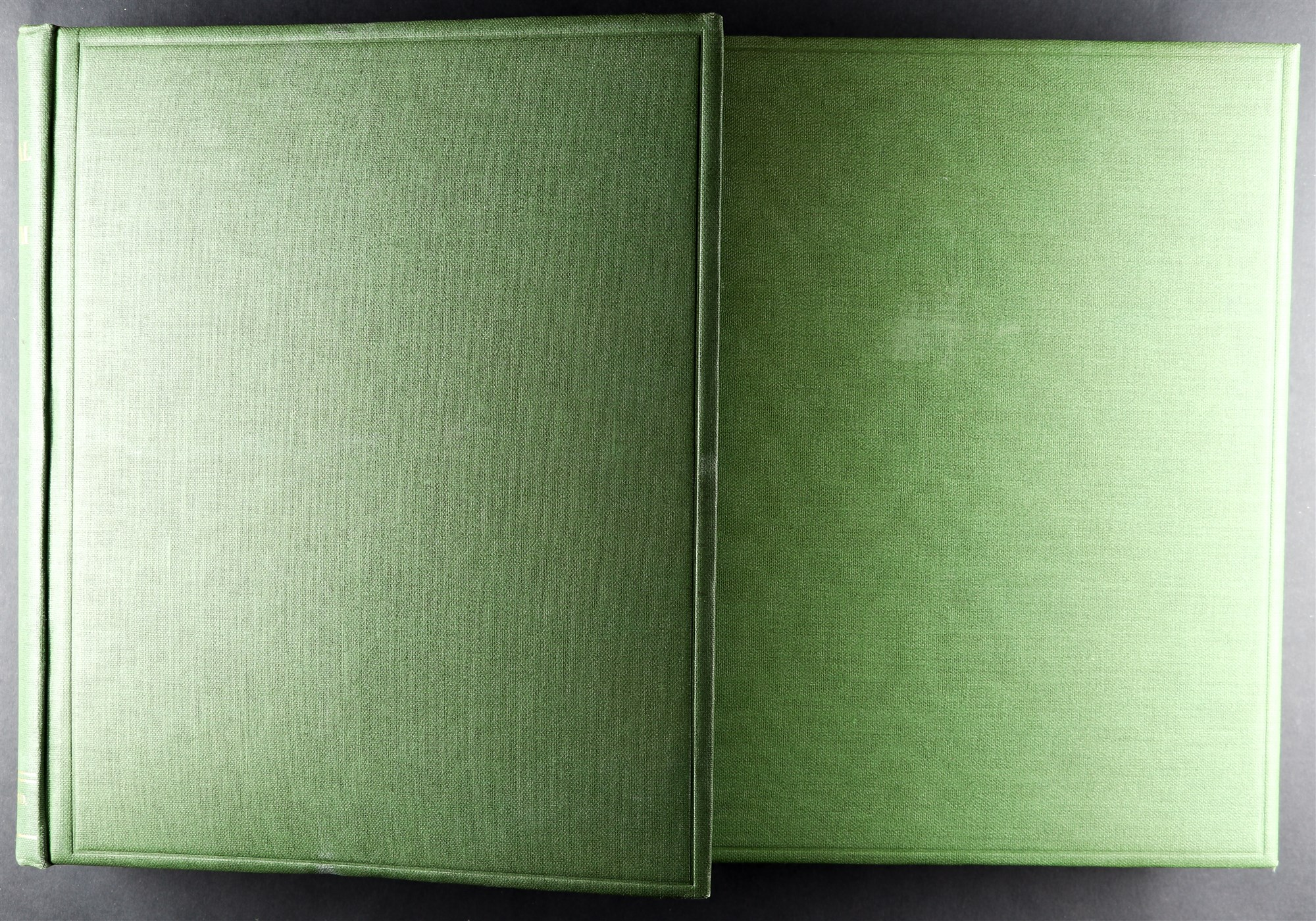 COLLECTIONS & ACCUMULATIONS BRITISH COMMONWEALTH IN A PAIR OF IMPERIAL ALBUMS TO 1935 with - Image 15 of 16
