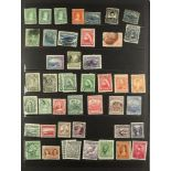CANADA QV-1970's COLLECTION in an album, with some Newfoundland, Victorian issues, 1908 set unused