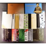 GB.ELIZABETH II PRESTIGE BOOKLETS DX20 - DX38. Complete run of 19 booklets. Face value £293.