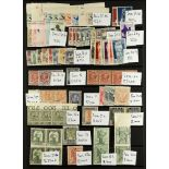 ITALIAN COLONIES LIBYA 1912-1941 Mint only collection of complete sets and better items including