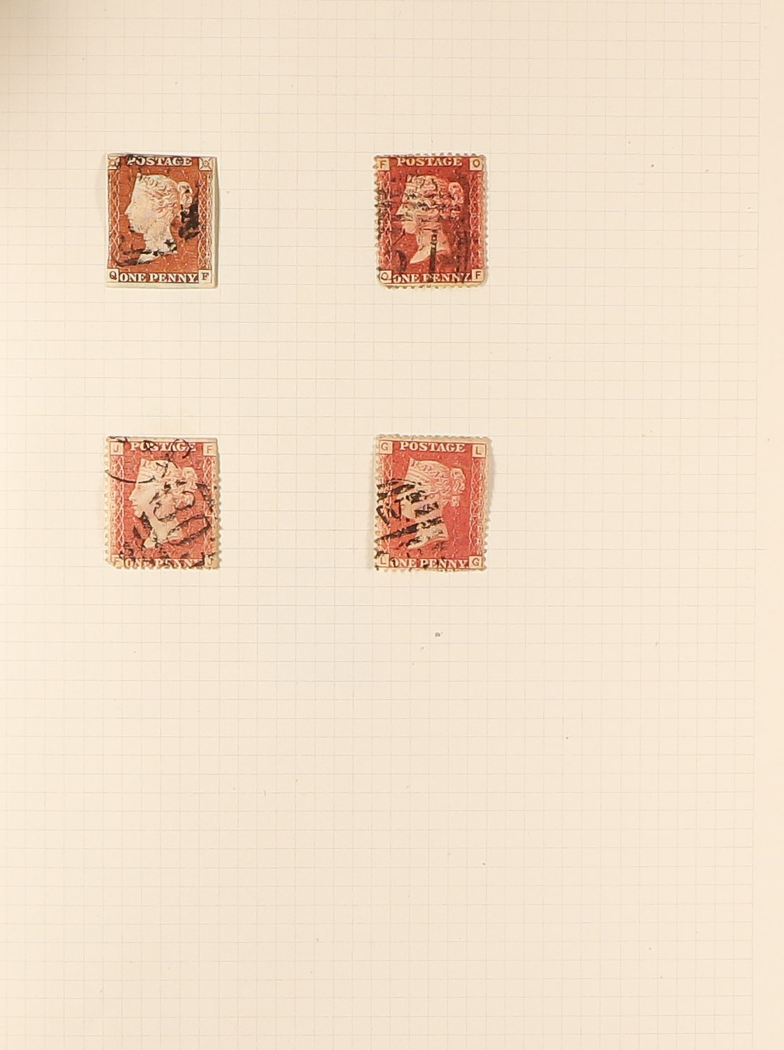 GREAT BRITAIN 1841-1980's collection in three albums, and useful Victorian and Kings, later incl. - Image 4 of 7