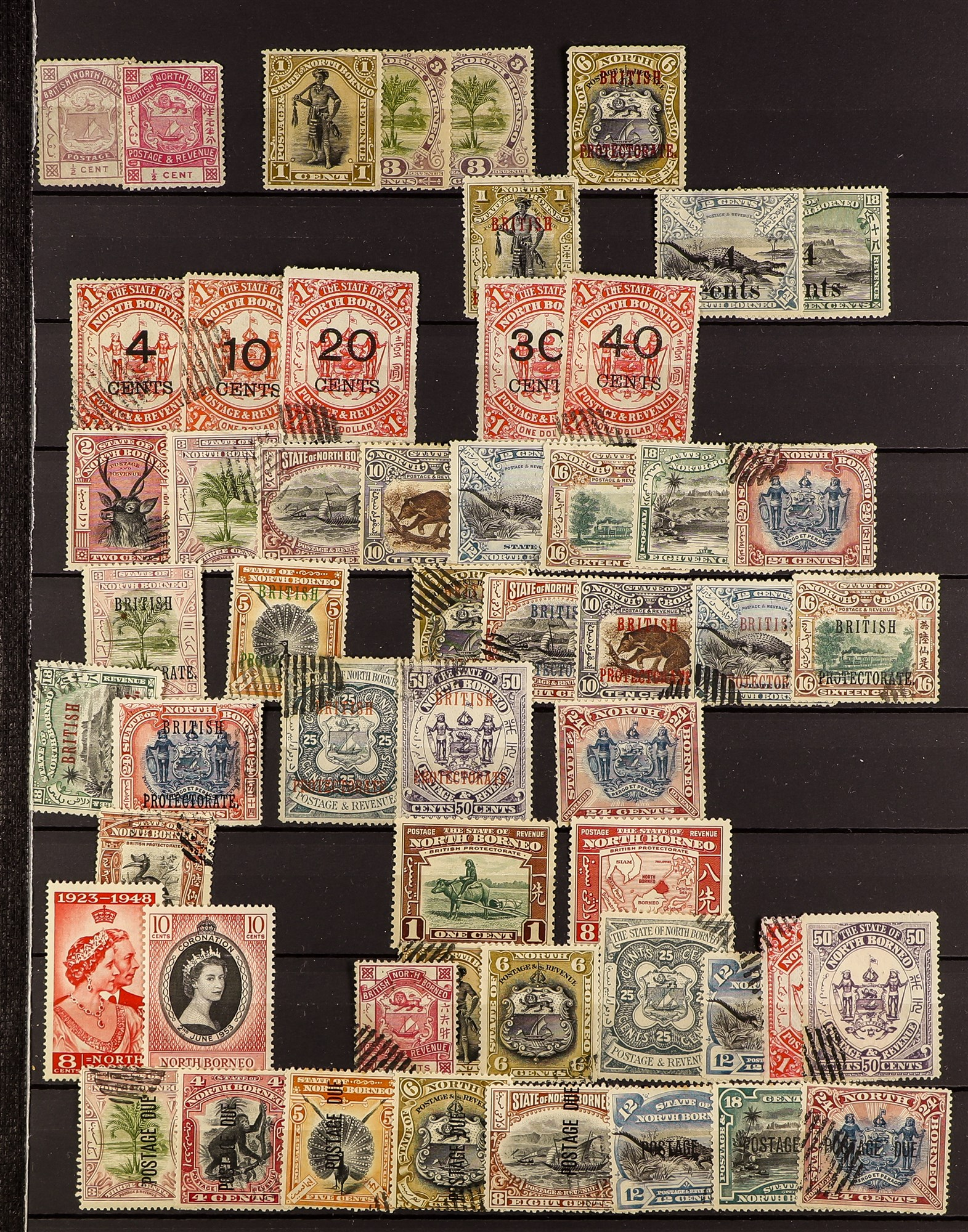 COLLECTIONS & ACCUMULATIONS COMMONWEALTH AND GB accumulation on pages and stock cards, S.T.C. £3000. - Image 2 of 5