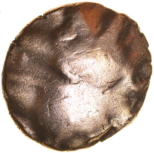 Domino. Corieltavi. c.60-50 BC. Celtic gold stater. 17mm. 5.43g. - Image 2 of 2