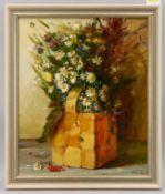 Nadezhda STEPANOVA XX-XXI Bouquet of Flowers