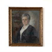 """Julius von Kaan-Albest """"Portrait of a Woman"""""""