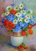 Alexander Azarin Oil painting Still Life of Flowers