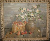KHODOROVICH Vladimir Pavlovich b. 1947 The STRAWBERRYS