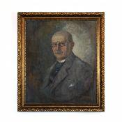 """Julius von Kaan-Albest  """"Portrait of a Man"""""""
