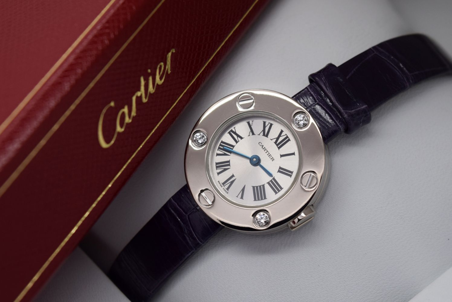 LUXURY JEWELLERY & WATCHES AUCTION INC PATEK PHILIPPE, ROLEX, CARTIER, BREITLING, CHOPARD, ETC + FINE JEWELLERY