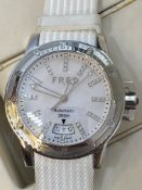 FRED PARIS LTD EDITION AUTOMATIC WATCH