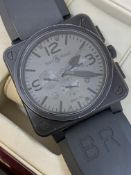 BELL & ROSS BRO1-94 LIMITED EDITION WATCH