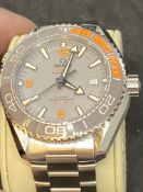 WATCH MARKED OMEGA PLANET OCEAN 43.5mm - NO BOX ETC