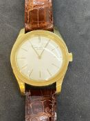 WATCH MARKED PATEK PHILIPPE 18ct GOLD WATCH