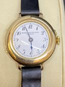 VINTAGE PATEK PHILIPPE 18ct GOLD WATCH
