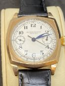 VACHERON & CONSTANTIN 18ct GOLD VINTAGE WATCH