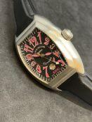 Franck Muller - King Taormina Limited Edition 113/200 - 8005 SC - Men's