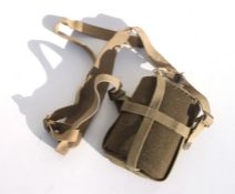 A WW2 1937 pattern Water Bottle and harness, marked with WW2 dates